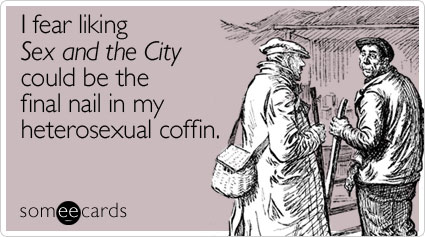 Sex and the city ecard