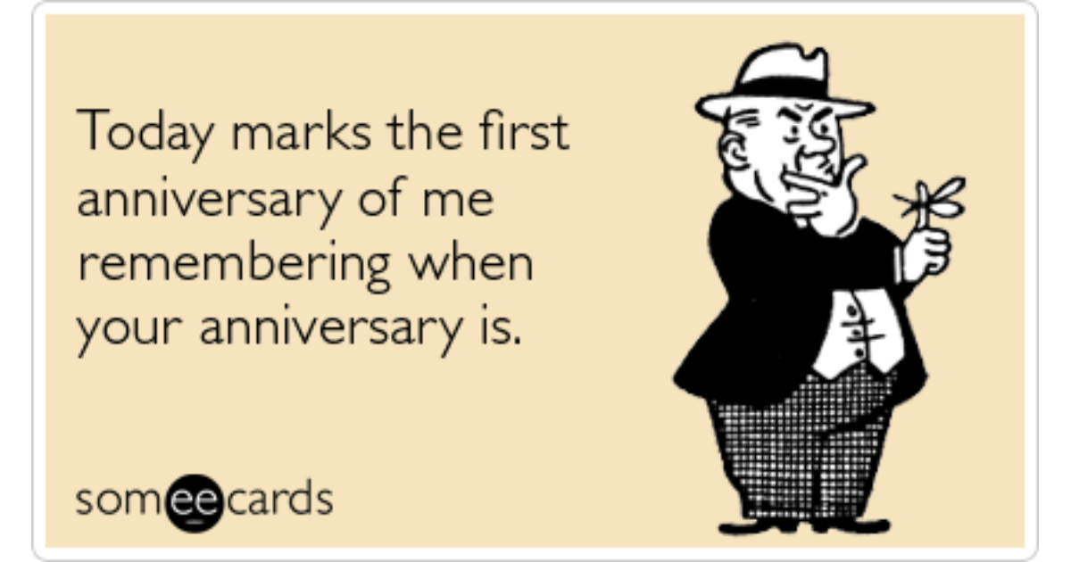 Funny Anniversary Ecards Marriage Anniversary C...