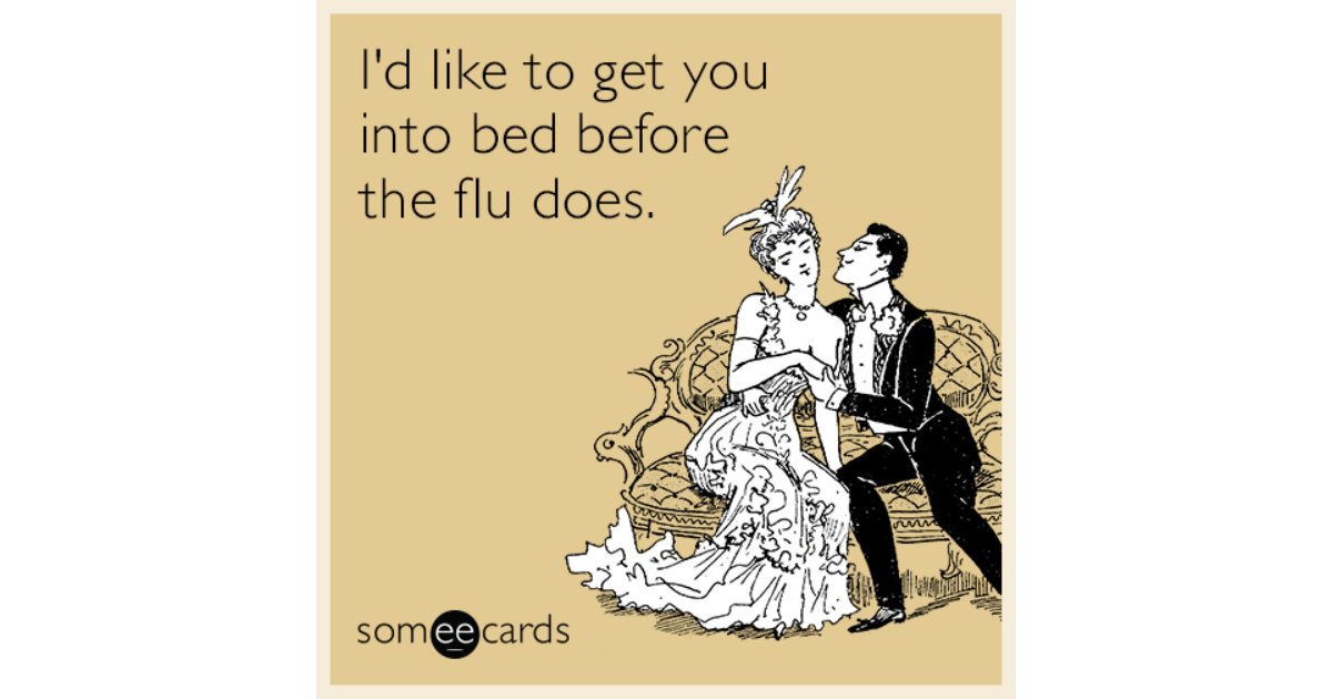 Sex flu