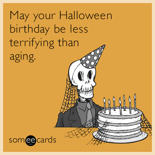 Epic image inside halloween birthday cards free printable