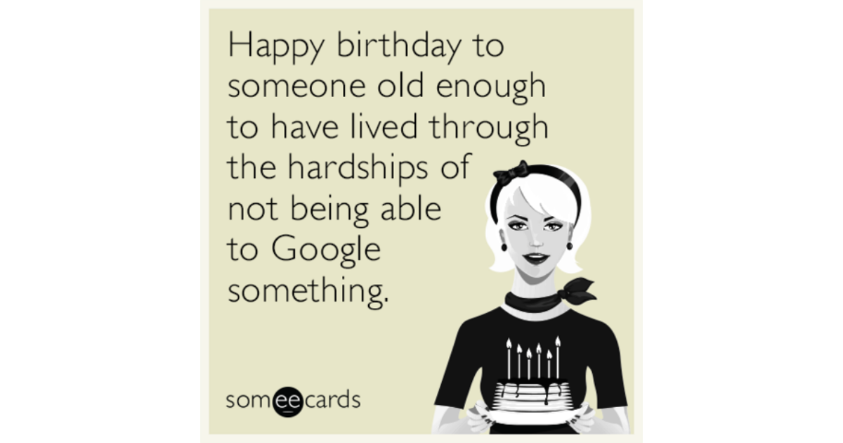 Funny Birthday Memes Ecards Someecards – Funny Birthday Card Messages for Friends