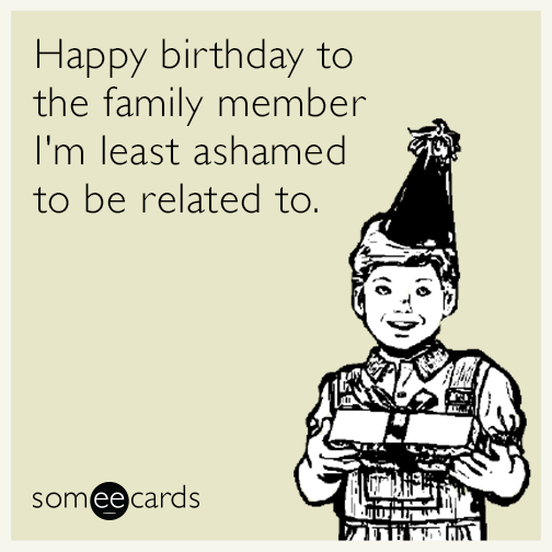 Happy Birthday Dad Funny Ecards