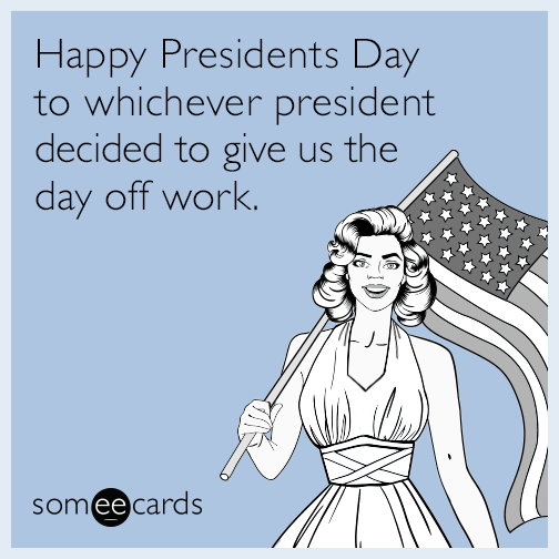 Image result for presidents day memes