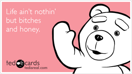 Enjoy these joyfully obnoxious new ecards for Ted (The Movie)!