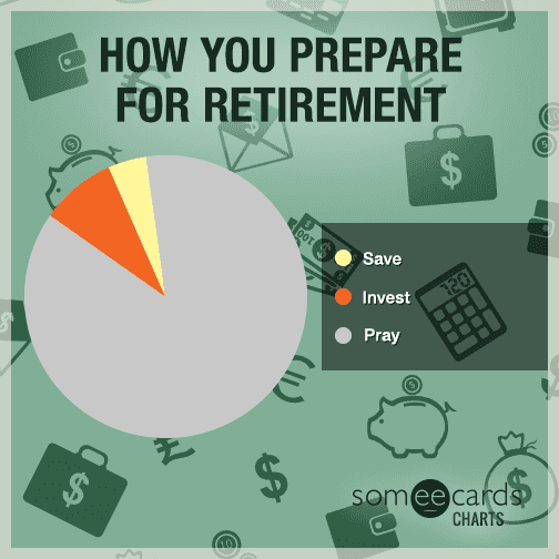 How you prepare for retirement.