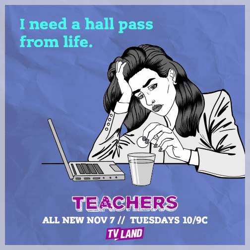 I need a hall pass from life.