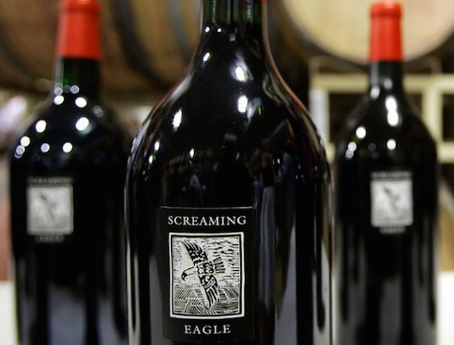 A waitress tricked this guy into buying a $3,750 bottle of wine.