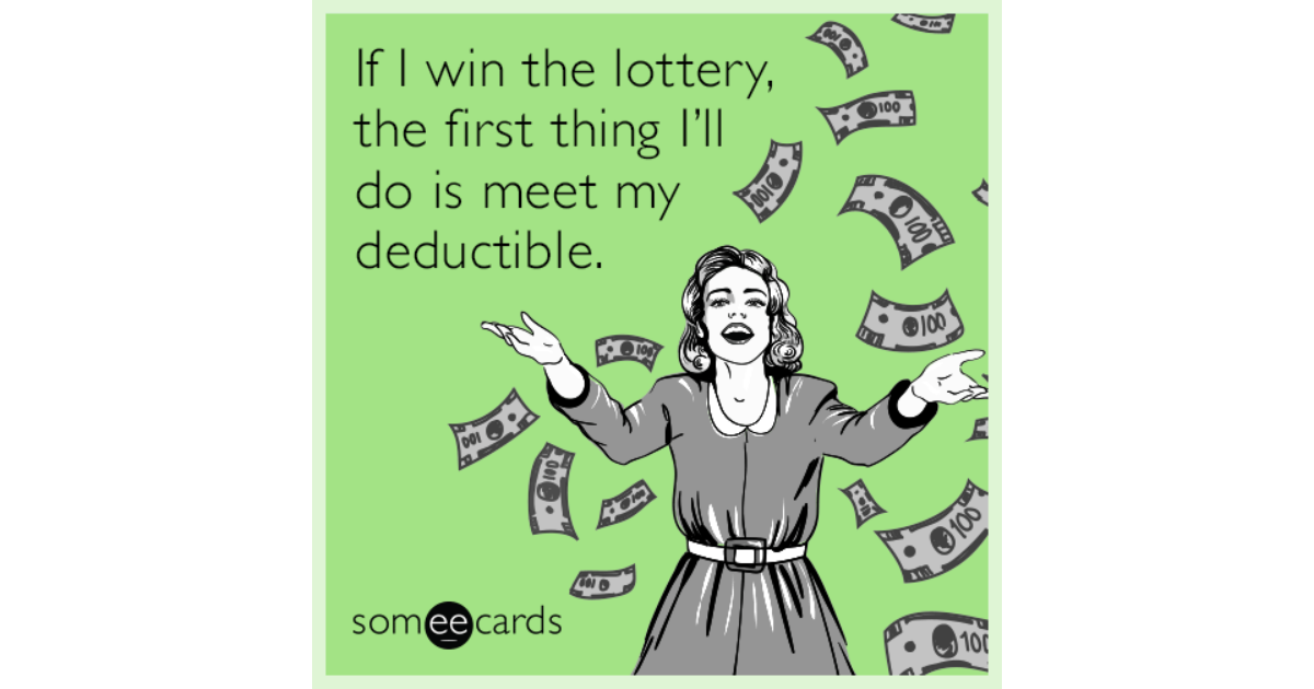 Using witchcraft to win the lottery