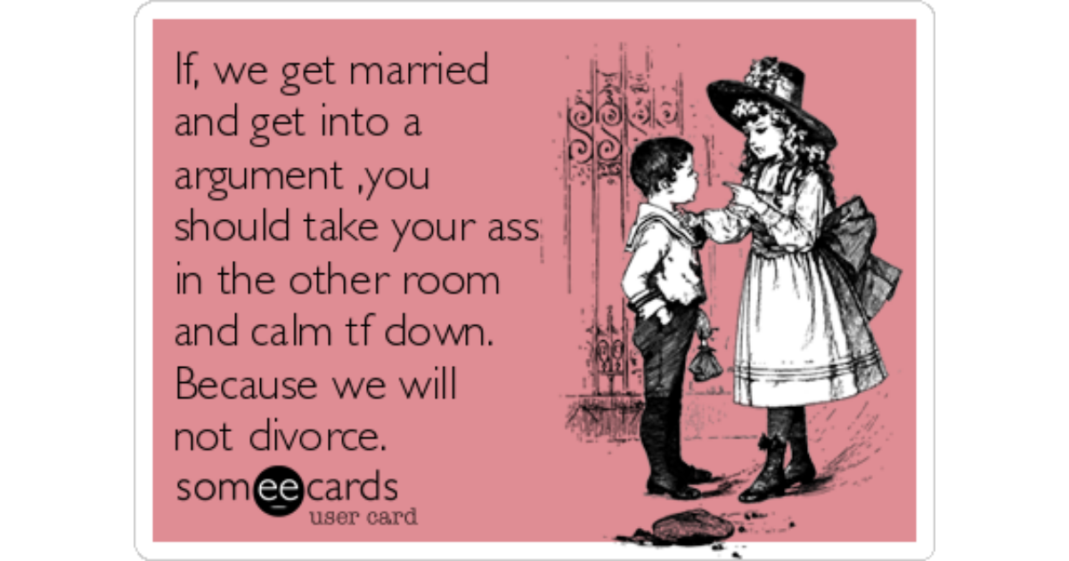 What it really means if youre not married