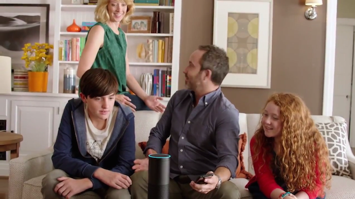Someone took Amazon's Echo commercial and made it infinitely better.