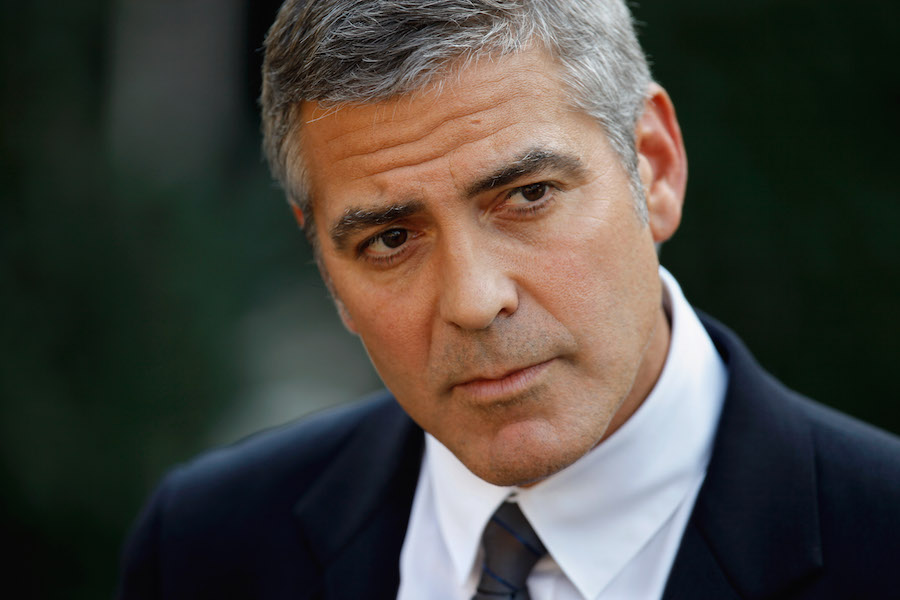 George Clooney sent fellow Hollywood bigshots a petition to resist the Sony hackers. No one signed.