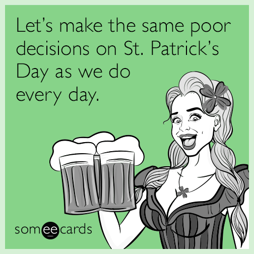 best St Patrick's day jokes 2019