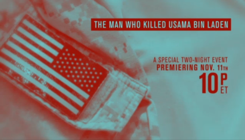"""Fox News to air interview with """"The Man Who Killed Usama Bin Laden."""""""