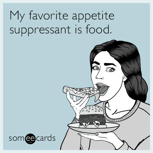 Appetite suppressant