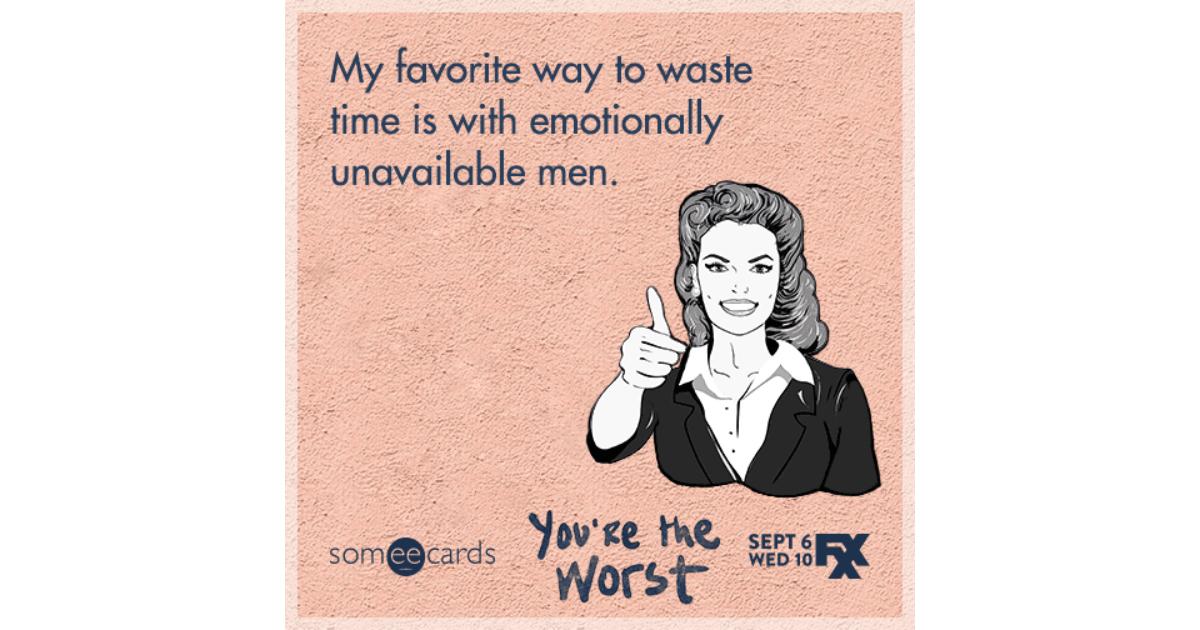 Funny Someecards : Funny you're the worst memes & ecards someecards
