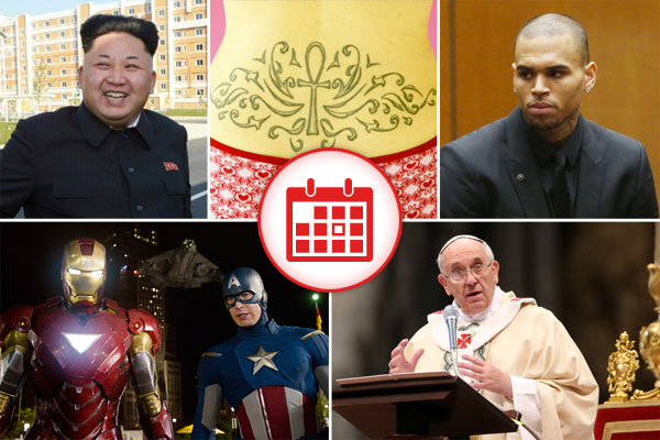5 Things You Should At Least Pretend To Know Today - October 14, 2014