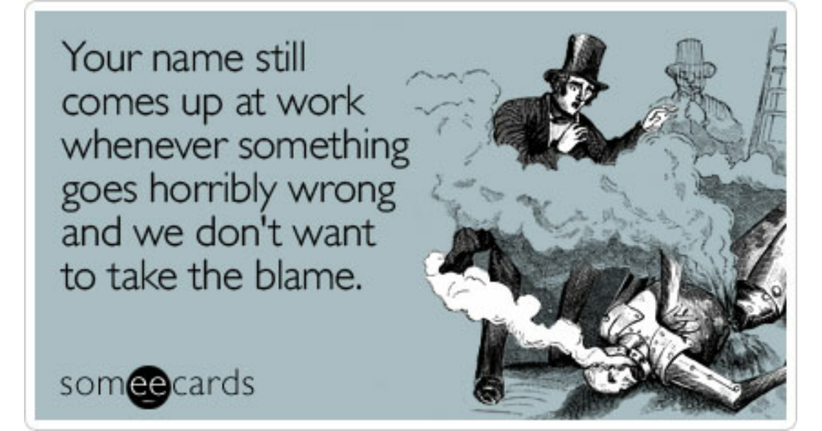Someecards Workplace Rampage