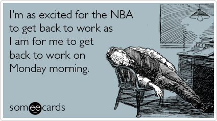 nba lockout monday morning work funny ecard workplace ecard