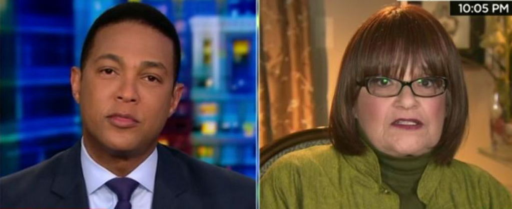 CNN's Don Lemon gave a Bill Cosby accuser horrifying advice on how to not be raped by Bill Cosby.
