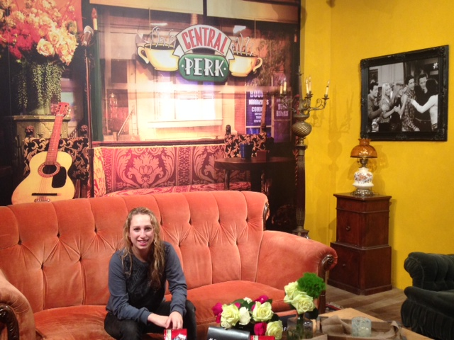 The one where I went to the Central Perk pop-up store for the 20-year anniversary of 'Friends.'