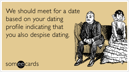 Ecards about dating exes