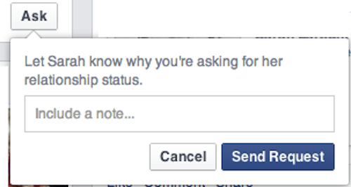 Facebook just launched a feature that makes it easier than ever to hook up with your Facebook friends.