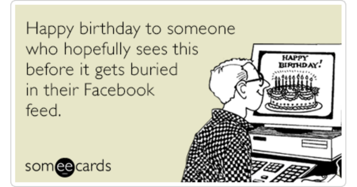 Facebook Ecards Free Facebook Cards Funny Facebook Greeting – Birthday Some E Cards