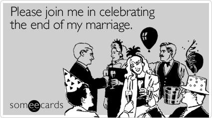 please join celebrating end breakup ecard someecards funny divorce memes & ecards someecards