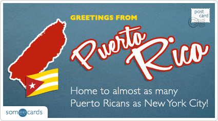 Home to almost as many Puerto Ricans as New York City!