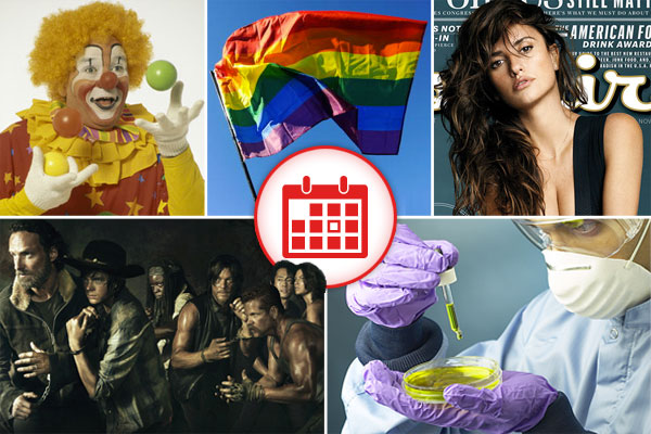 5 Things You Should At Least Pretend To Know Today - October 13, 2014