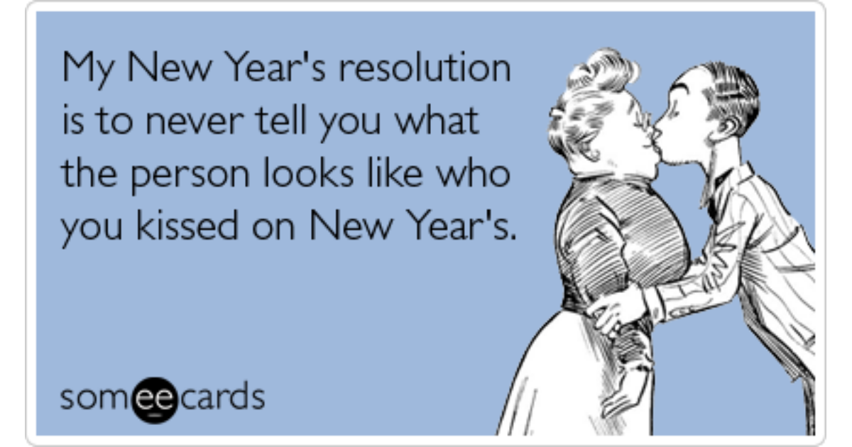 hook up new year