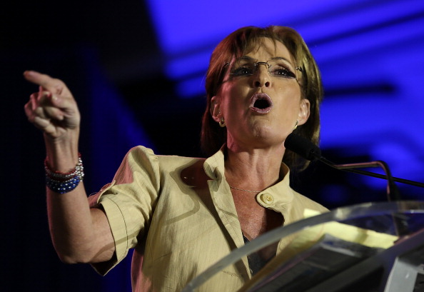 Sarah Palin and her family reportedly got into a drunken brawl in Alaska over the weekend.