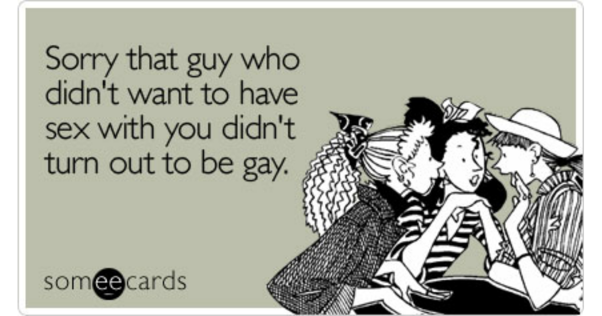 Gay men in shower