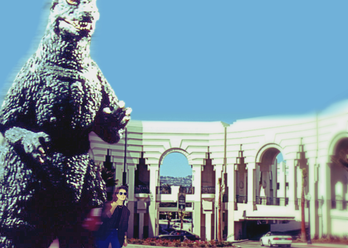BEST OF 2014: The meteoric rise, drug-fueled fall, and improbable comeback of Godzilla, the world's favorite bad boy movie star.