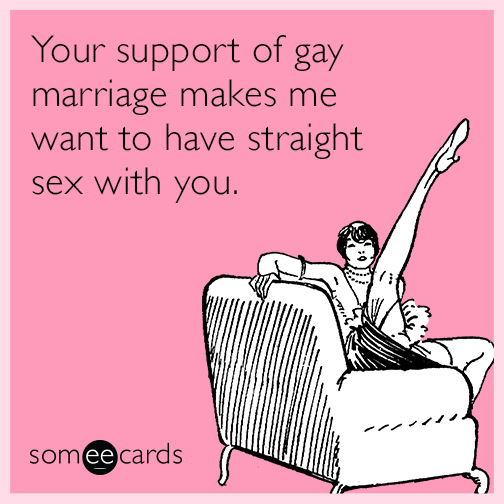 You tell gay and lesbian ecards