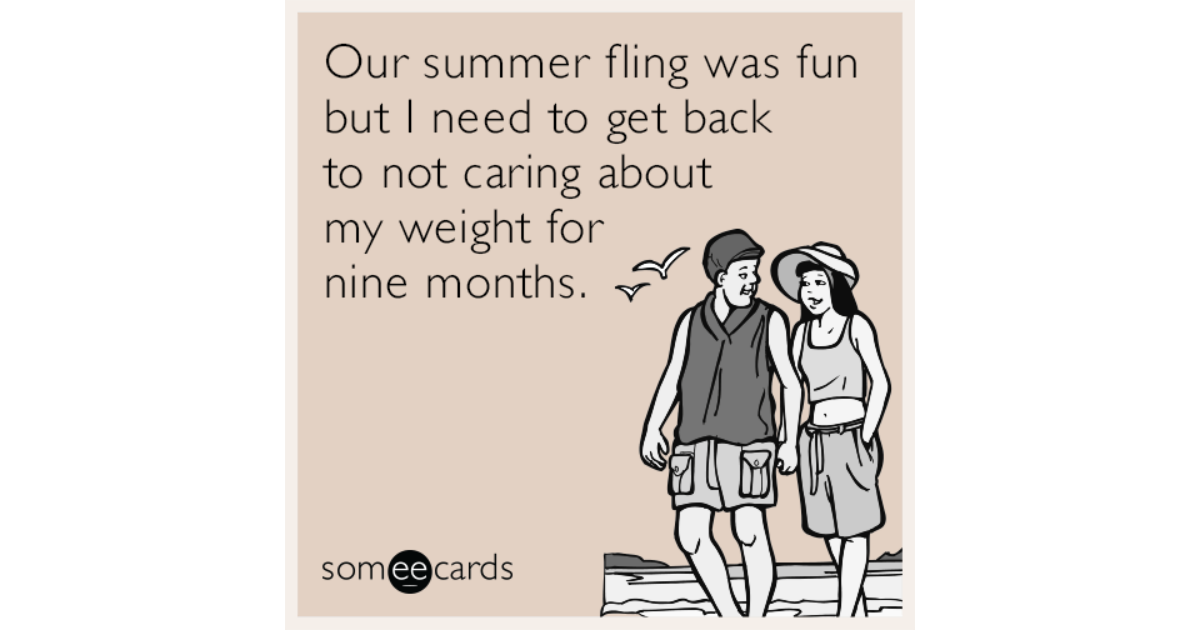 How to get a summer fling