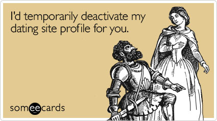 Online dating someecards