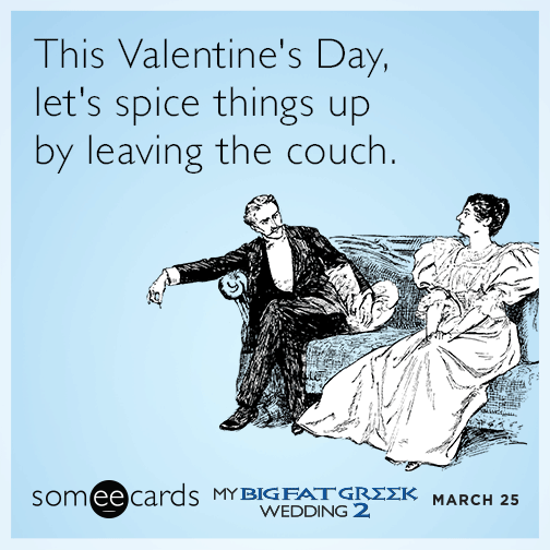 This Valentineu0027s Day, Letu0027s Spice Things Up By Leaving The ...