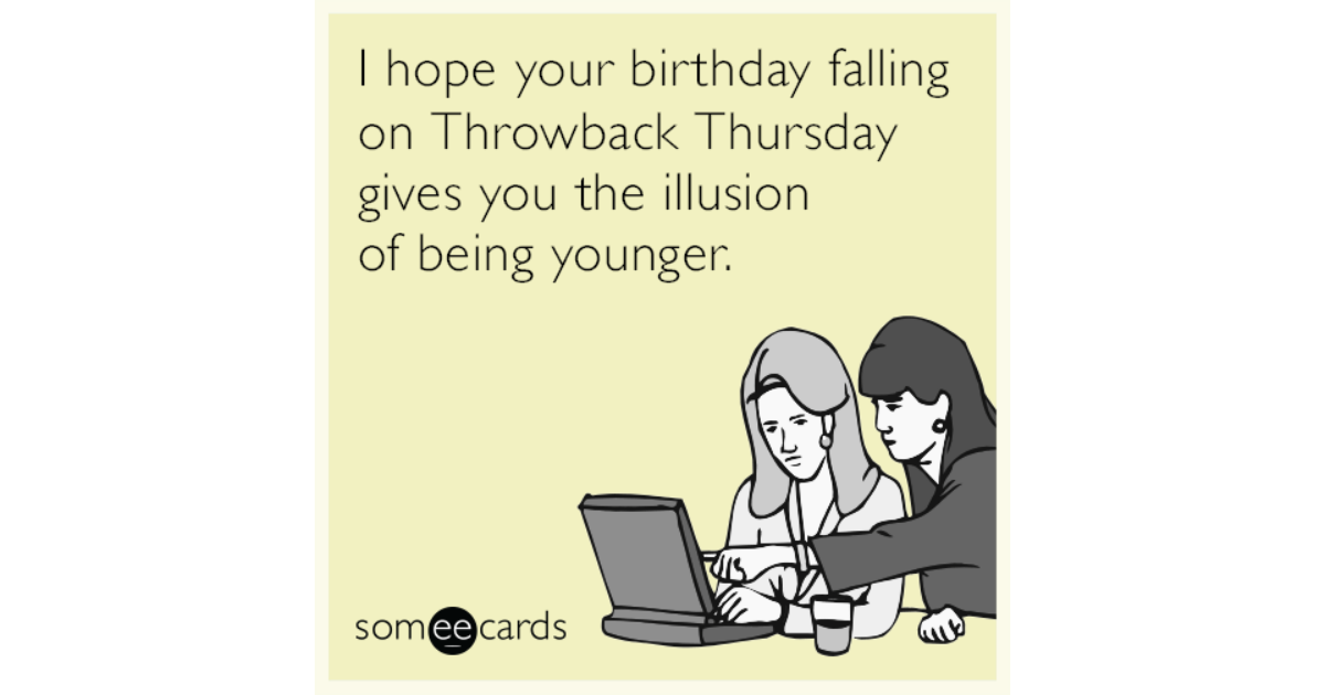 Birthdays – Birthday Some E Cards