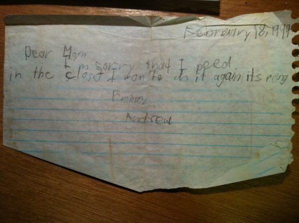 6 more of the most hilariously twisted notes ever written by kids.