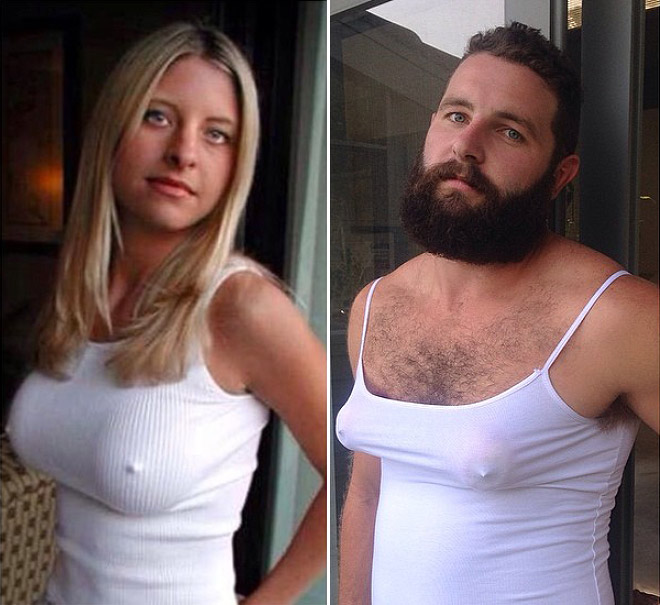 This guy is recreating the profile photos of his Tinder matches and making them both more lovable.