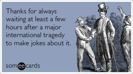 Tragedy Jokes