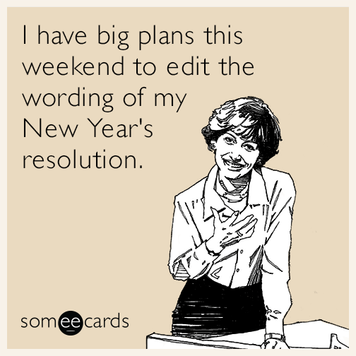 Funny New Year\'s Memes & Ecards | Someecards