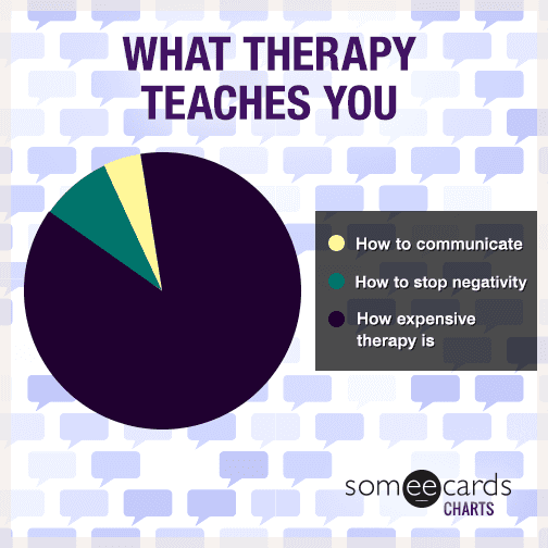 What Therapy Teaches You