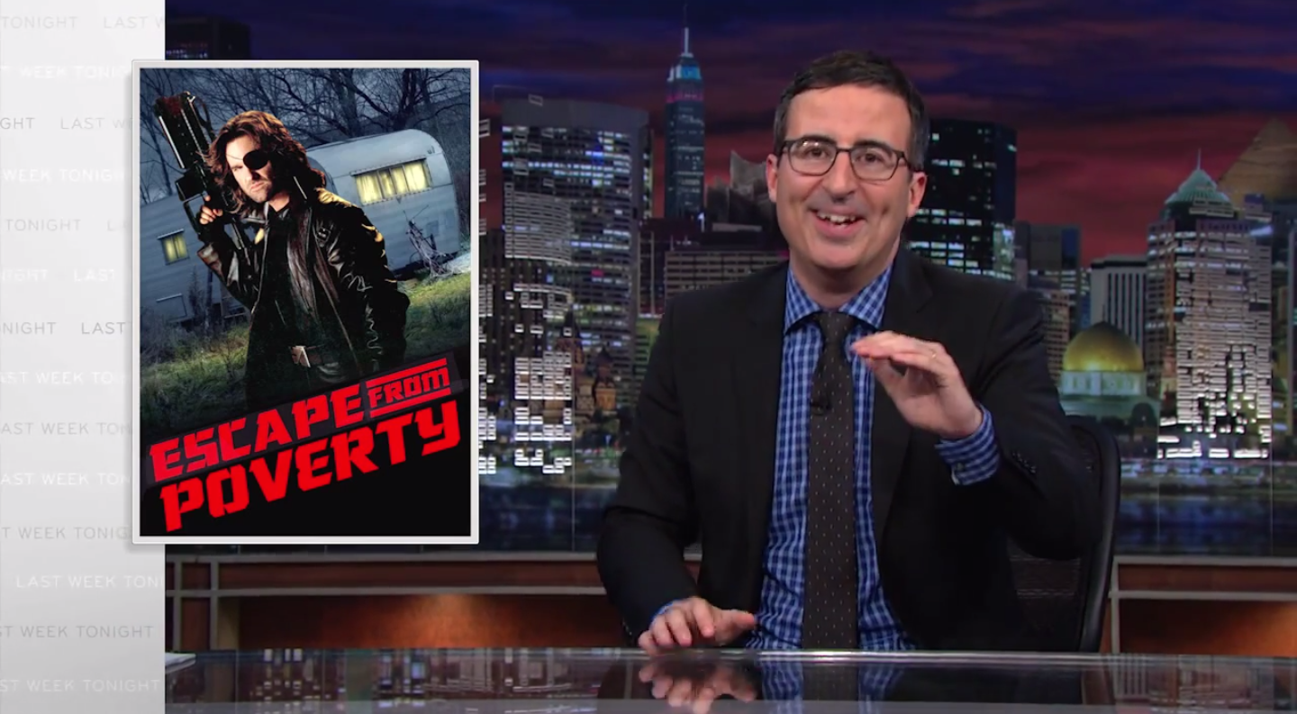 Back To School Sadness: John Oliver explains how student debt will ruin everything.