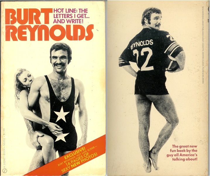 Here Are Some Of The Most Amazingly Awful Books You Might Find At – Burt Reynolds Birthday Card