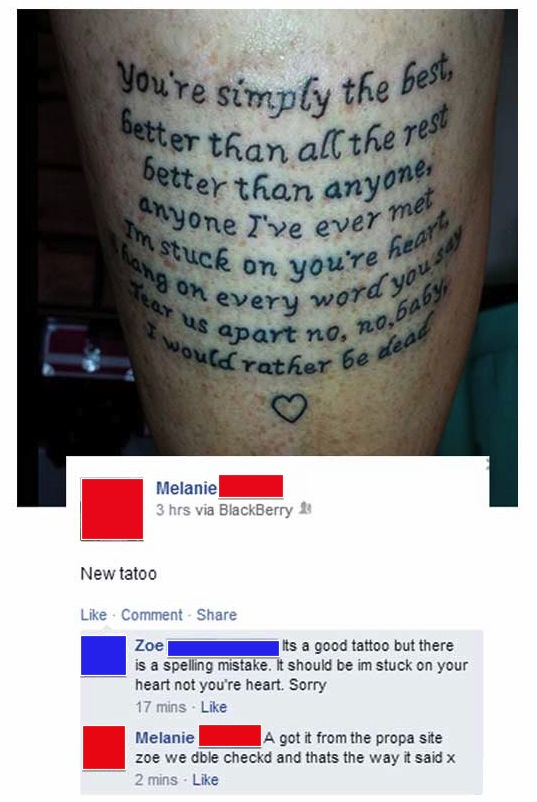 17 stupid people on Facebook who will never, ever learn.