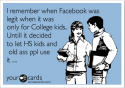 Worst User Cards College Facebook Anti Ecard Coworkers | someecards.com