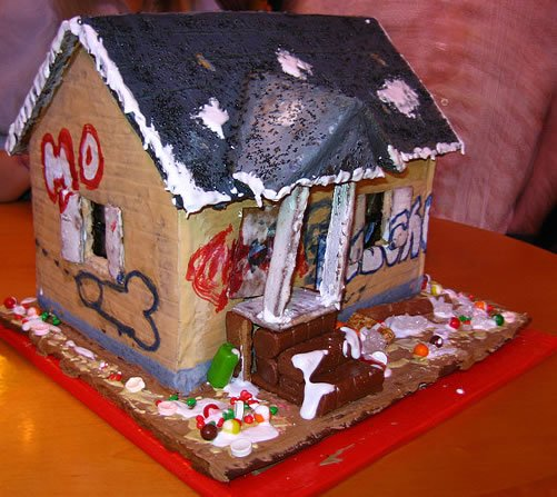 Awesome 23 Impressively Insane Gingerbread Creations To Inspire You This Winter.