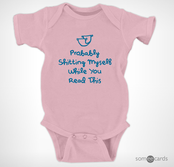 10 Baby-Shaming Onesies That Will Totally Take Your Tot Down A Notch